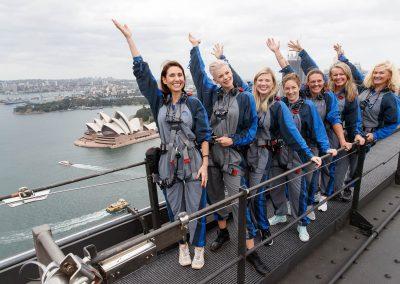 International Women_s Day Climb Hero Shot