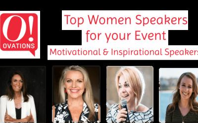 Australia's Most Inspiring Female Speakers